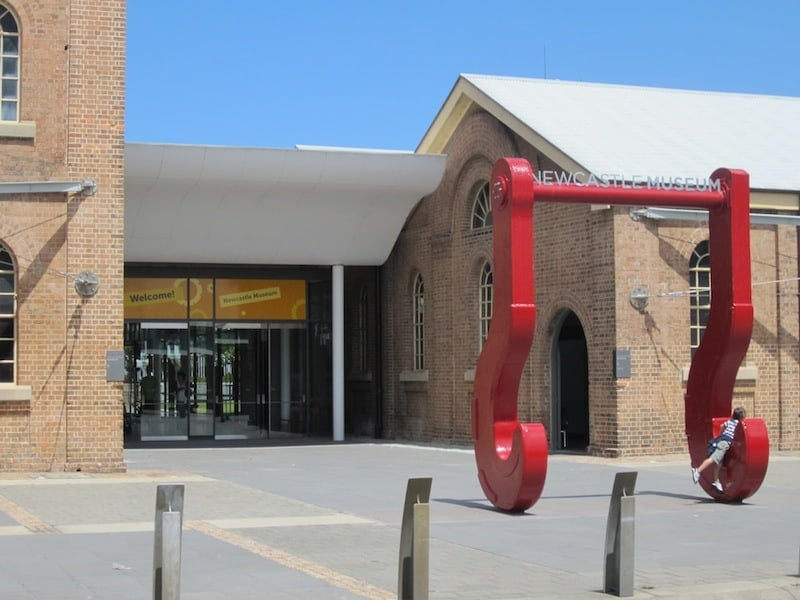 Visit museums and galleries in Newcastle & Hunter region