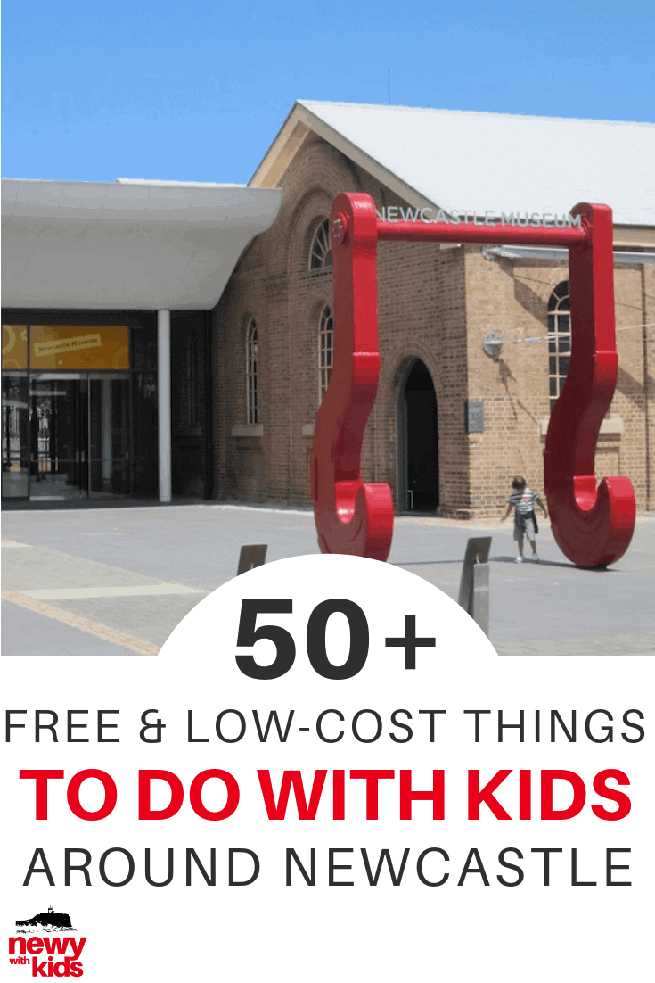 10 Free & Low Cost Things to Do With Kids in Newcastle | You don't have to spend lots of money to entertain kids. There's lots of free and low-cost things to do in Newcastle and the Hunter. Here's some ideas for you.