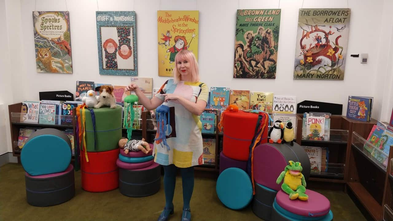 Newcastle Libraries Storytime